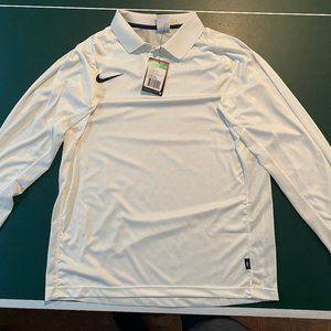 Nike Collared Dri-fit shirt Large